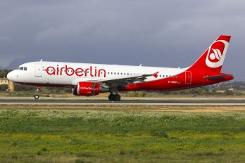 D-ABDP - Air Berlin Airbus A320