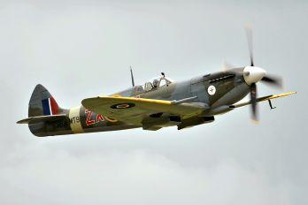 D-FEUR - Private Supermarine Spitfire HF.VIIIC