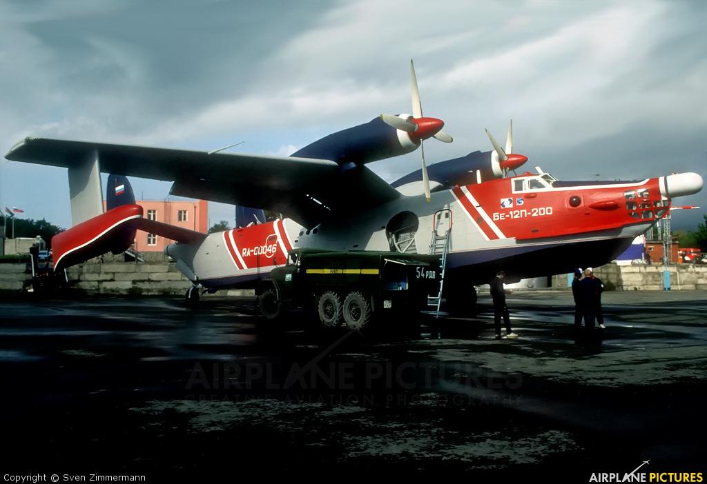 Beriev Design Bureau RA-00046 aircraft at Gelendzhik