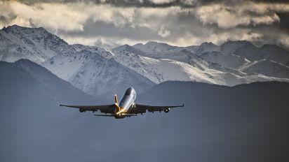 - - Polar Air Cargo Boeing 747-400F, ERF
