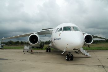 UR-EXC - Cubana Antonov An-158