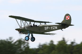 SP-YZN - Polish Eagles Foundation Polikarpov PO-2 / CSS-13