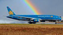 VN-A144 - Vietnam Airlines Boeing 777-200ER aircraft