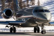 OE-LGX - Vistajet Bombardier BD-700 Global Express aircraft