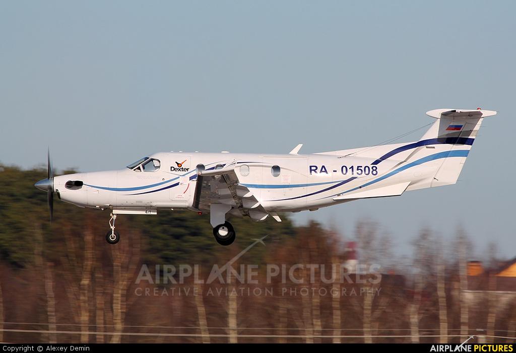 Dexter RA-01508 aircraft at Ramenskoye - Zhukovsky