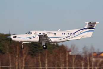 RA-01508 - Dexter Pilatus PC-12