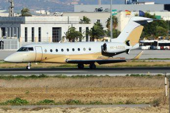 4K-AZ208 - Private Gulfstream Aerospace G200