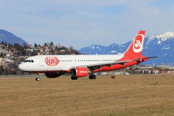 OE-LEU - Niki Airbus A320