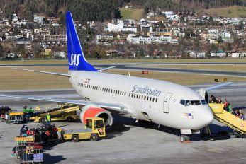 SE-RES - SAS - Scandinavian Airlines Boeing 737-700