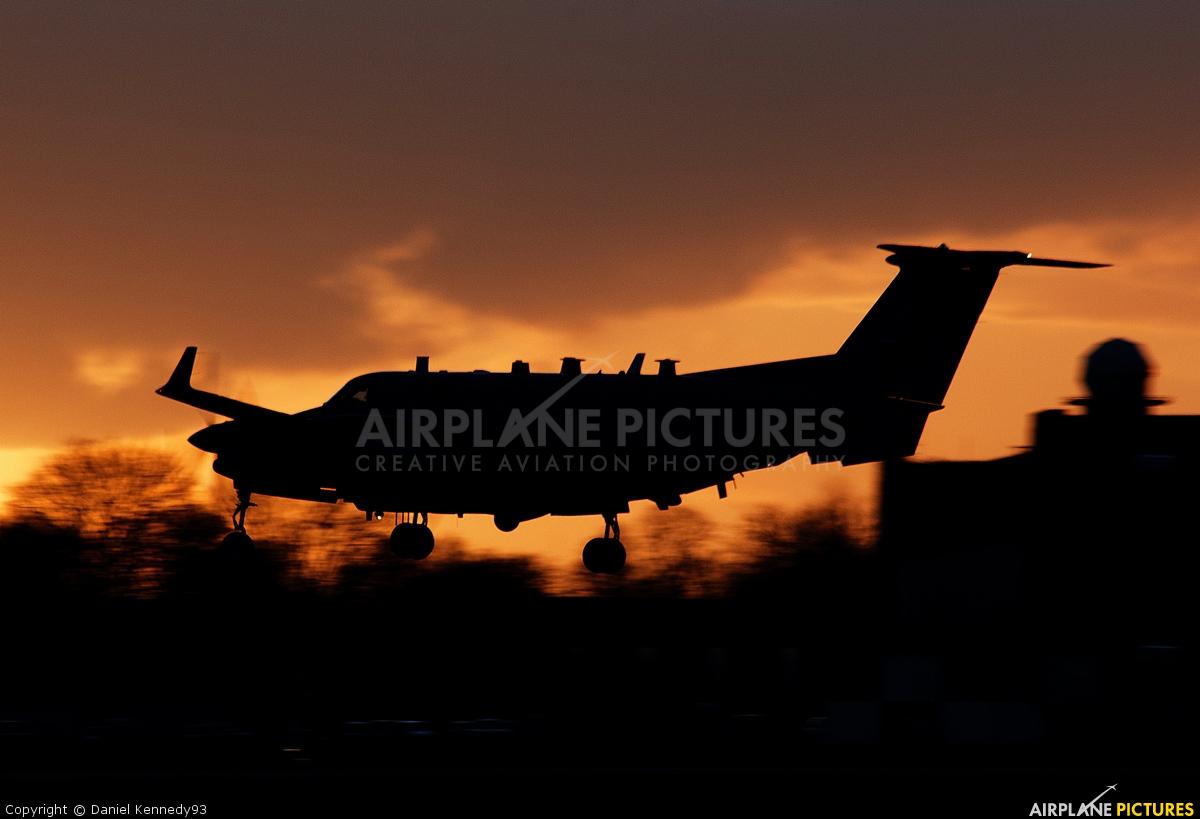 Royal Air Force ZZ417 aircraft at Waddington