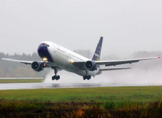 VP-BOZ - Ikar Airlines Boeing 767-300
