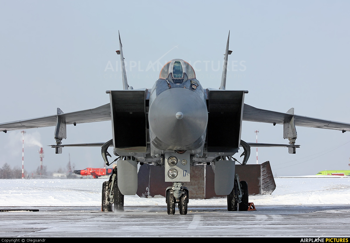 Russia - Air Force 17 aircraft at Undisclosed Location