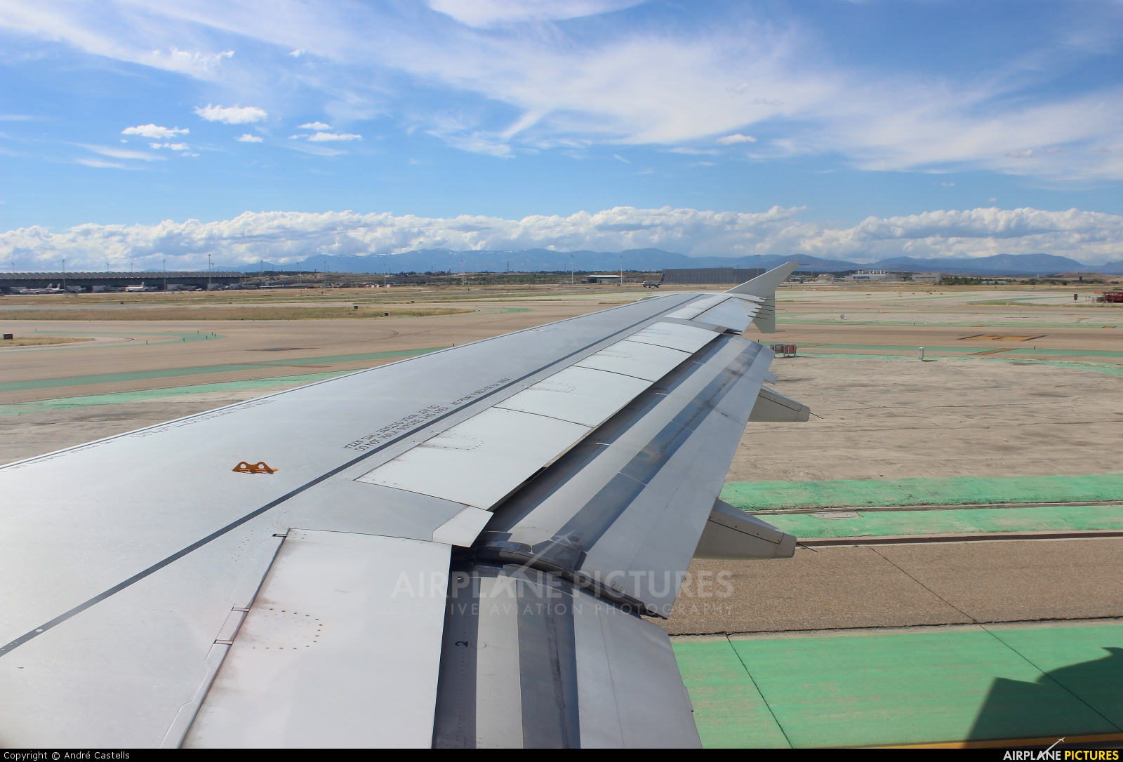 Iberia EC-JFN aircraft at In Flight - Spain
