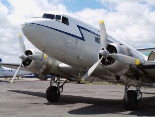 G-AMPY - Air Atlantique Douglas DC-3