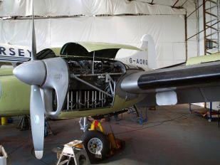 G-AORG - Private de Havilland DH.114 Sea Heron C.1
