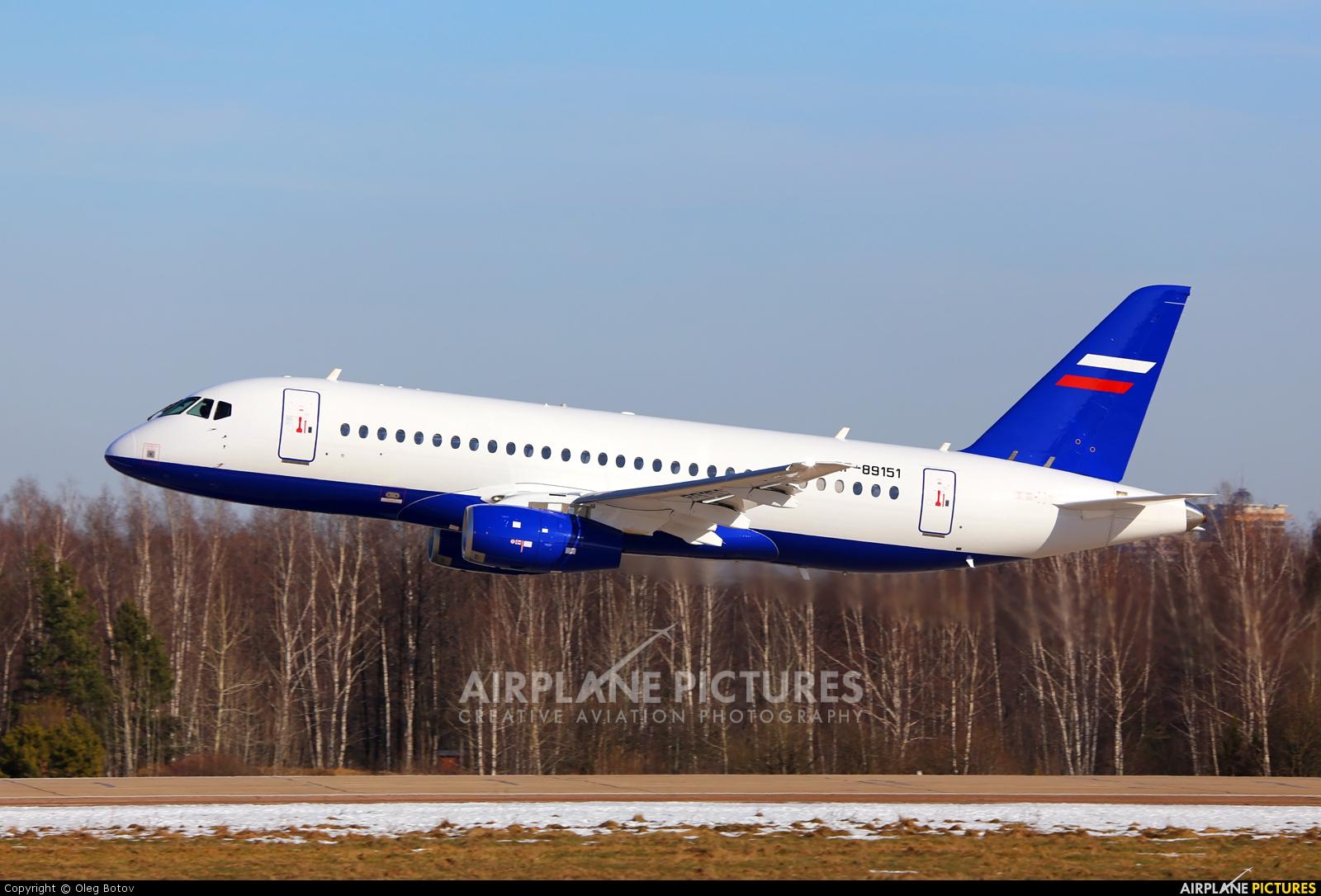 Russia - Ministry of Internal Affairs RF-89151 aircraft at Ramenskoye - Zhukovsky