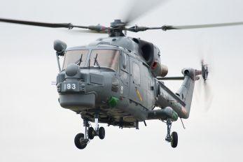 193 - South Africa - Air Force Westland Super Lynx Mk.300