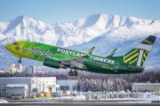 N607AS - Alaska Airlines Boeing 737-700 aircraft