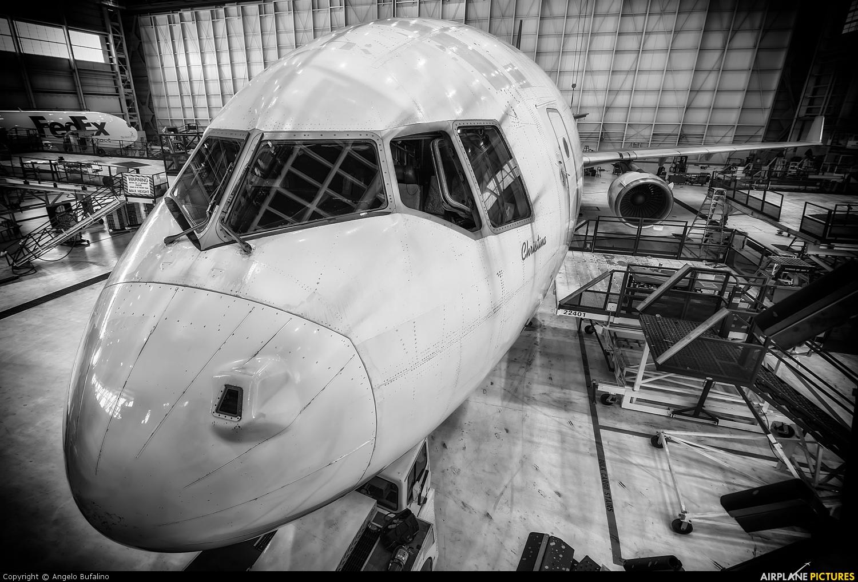 FedEx Federal Express N607FE aircraft at Memphis Intl