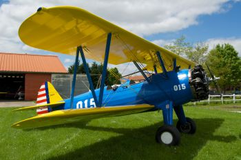 N56178 - Private Boeing Stearman, Kaydet (all models)