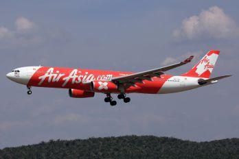 9M-XXN - AirAsia X Airbus A330-300