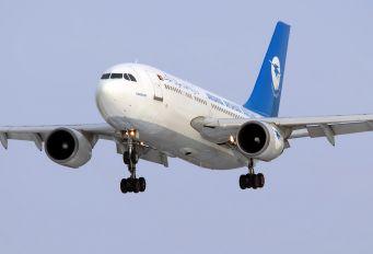 YA-CAV - Ariana Afghan Airlines Airbus A310