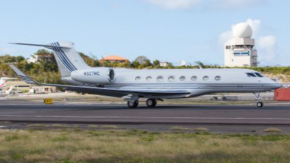 N927MC - Private Gulfstream Aerospace G650, G650ER
