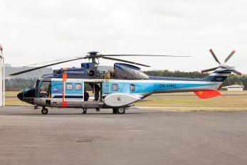 ZK-HHL - Heli Harvest Aerospatiale AS332 Super Puma L (and later models)