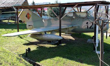 127 - Germany - Democratic Republic Air Force PZL SBLim-2