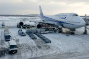 JA8960 - ANA - All Nippon Airways Boeing 747-400D aircraft
