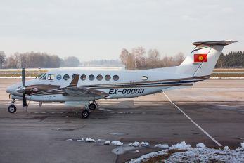 EX-00003 - Kyrgyzstan - Government Beechcraft 300 King Air 350