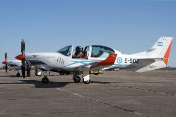 E-502 - Argentina - Air Force Grob G120TP