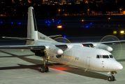 PH-JXN - Denim Air Fokker 50 aircraft