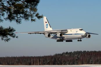 RA-82014 - Russia - Air Force Antonov An-124