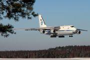 RA-82014 - Russia - Air Force Antonov An-124 aircraft