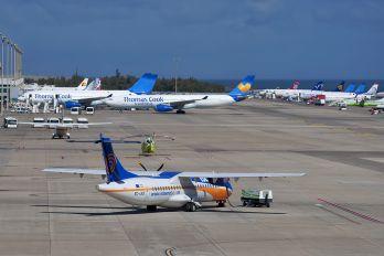 EC-LKK - Islas Airways ATR 72 (all models)