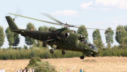 738 - Poland - Army Mil Mi-24V