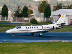 EC-KHP - Gestair Cessna 550 Citation Bravo