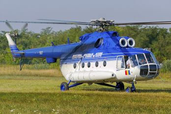 107 - Romania - Government Mil Mi-17