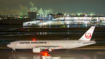 JA8983 - JAL - Japan Airlines Boeing 777-200 aircraft