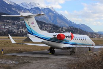 G-OLDT - Air Partners Private Jets Learjet 45