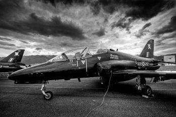 XX203 - Royal Air Force British Aerospace Hawk T.1/ 1A