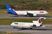 PR-ADY - TAM Cargo Boeing 767-300F aircraft