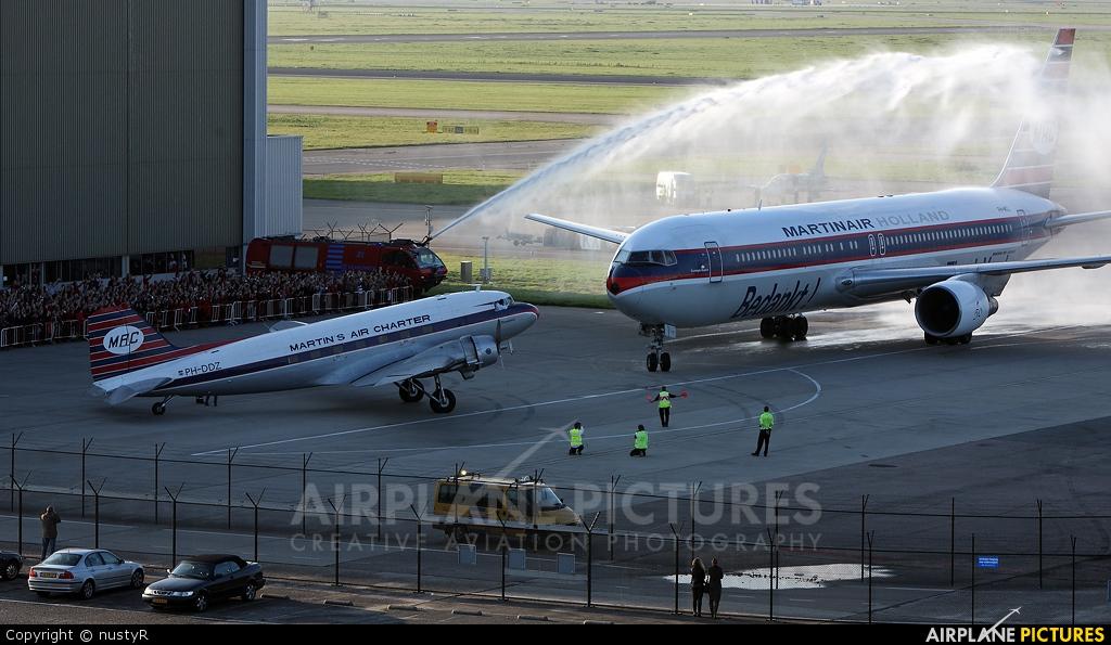 Martinair PH-MCL aircraft at Amsterdam - Schiphol