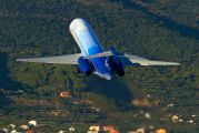 OH-BLG - Blue1 Boeing 717 aircraft