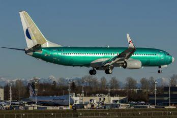 N1787B - Hebei Airlines Boeing 737-800