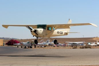 4X-CGR - Private Cessna 152