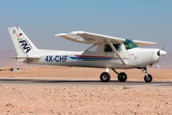 4X-CHF - Private Cessna 152