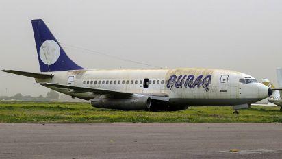 - - Buraq Air Boeing 737-200