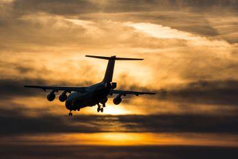 OO-DWG - Brussels Airlines British Aerospace BAe 146-300/Avro RJ100
